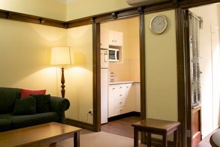 lounge1 Dahrl Court Apartments Brisbane